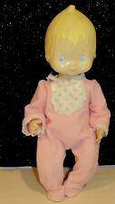 """Vintage 12"""" Vinyl 1977 Hallmark Betsy Clark Doll in Original Pink Pjs So Sweet"""