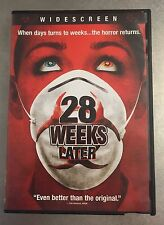 28 Weeks Later (DVD, 2007, Widescreen)