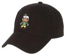OREGON DUCKS NCAA SHIBUYA (TOKYODACHI) BLACK STRAPBACK DAD CAP HAT NWT! ZEPHYR