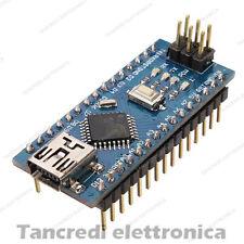 Nano V3.0 con microcontrollore Atmega328p - CH340G Arduino Compatibile