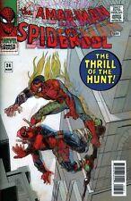 SPIDER-MAN DEADPOOL #23 CAMUNCOLI LH LENTICULAR 3D VARIANT COVER COMIC BOOK 1