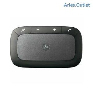 Motorola Sonic Rider Bluetooth in-Car Speakerphone (89589N, Black)