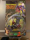 1998 Transformers Beast Wars SONAR Transmetals 2 Vintage Hasbro Sealed