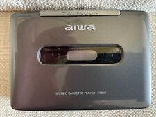 Walkman Aiwa PX547 inkl. Originalkopfhörer und Ladegerät - Sehr Guter Zustand