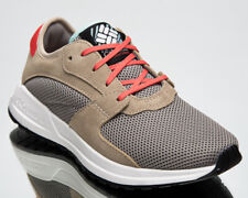 Columbia Wildone Generation Women's Grey Coral Athletic Lifestyle Sneakers Shoes