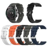 Sport Silikon Uhrenarmband Ersatz für Huawei Watch GT Elegant 42mm
