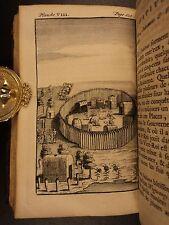 1712 History of Virginia Beverley Native American Indians Colonial Jamestown