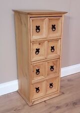 Corona 4x2 CD Unit Drawer Mexican Solid Pine by Mercers Furniture®