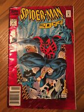 Spiderman 2099 #1 Red Foil Cover Newsstand Variant
