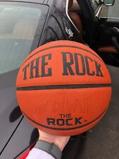 The Rock Basketball (Size 28.5)
