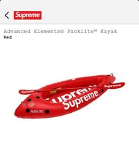 NEW Supreme Packlite Kayak Advanced Elements Authentic ORDER CONFIRMED RARE!!!