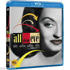 All About Eve - Bette Davis George Sanders [Blu Ray] (NEW) Classic Comedy Drama