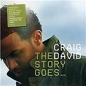Craig David - Story Goes... (2006) CD Album in as new condition