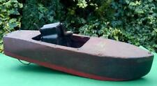 1920 S seaworthy 'Flying Yankee 65' mécanique, le Boat 21 Inches Serveur Bing Works