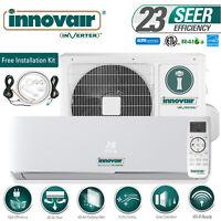 18000 BTU Mini Split Air Conditioner COOL ONLY Ductless 230V INNOVAIR 23 SEER
