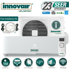 18000 BTU Mini Split Air Conditioner COOL ONLY Ductless 230V INNOVAIR 23 SEER