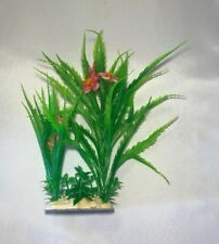 ARTIFICIAL PLASTIC DECORATION AQUARIUM PLANT FOR FISH TANK NEW BIG BUSH