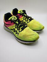 Nike Men's Zoom Winflo 3 OC Running Shoes Yellow/Pink (844739 999) Size 10.5