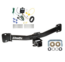 Trailer Tow Hitch For 04-10 BMW X3 All Styles w/ Wiring Harness Kit
