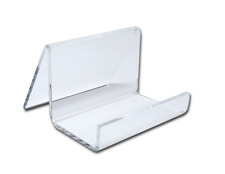 Clear Acrylic Easel Stand Multi Purpose Holder Business Office Retail Displays