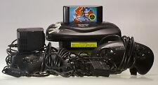 SEGA Genesis System + SEGA 32X Console Bundle w/ 2 Controllers Cables Sonic 2