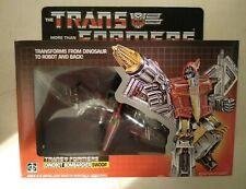 Swoop MISB Transformers Generation One Dinobots Reissue USA Seller
