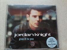Jordan Knight (Single) give It To You Cd