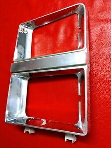 1981 1982 Chevrolet RH Headlight Bezel C10 C20 C30 K10 K20 K30 Squarebody
