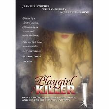DVD: PLAYGIRL KILLER Jean Christopher William Kerwin NEW Free Shipping