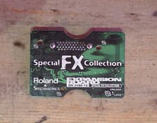 Roland SR-JV80-15 Special FX Collection Expansion Board