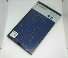 Logitech Keys-To-Go Ultra-Portable Bluetooth Keyboard - Blue (Brand New)