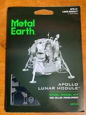 Fascinations Metal Earth Apollo Lunar Module 3D Laser Cut Steel Puzzle Model Kit