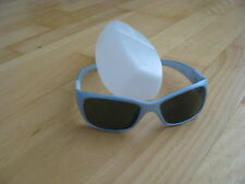 Julbo Piccolo Spectron3 Mädchen Sonnenbrille hellblau mit Etui Made in France