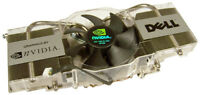 Dell nVidia Geforce 7800 5818a Only Heatsink-Fan Assy 6Y38- X8764-HEATSINK-FAN