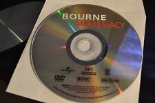 The Bourne Supremacy (DVD, 2004, Widescreen)Disc Only Free Shipping