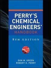 Perry's Chemical Engineers' Handbook by Don W Green: New