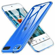 For iPod Touch 6 6th Gen Soft Gel Case Clear Transparent Ultra Slim Silicone