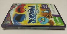 Sesame Street: Once Upon a Monster (Microsoft Xbox 360, 2011) NEW