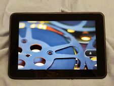 Amazon Kindle Fire HD 3HT7G 16GB Black E-Reader Tablet #1464