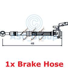 APEC BRAKING 410mm Scheibe Bremssattel flexibel GUMMISCHLAUCH hos4131