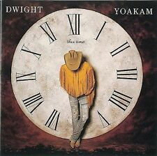 BRAND NEW SEALED DWIGHT YOAKAM THIS TIME CASSETTE TAPE thousand miles nowhere