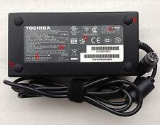 Original OEM Toshiba 180W Cord/Charger Qosmio X870-13D,PA5084U-1AC3,PA5084E-1AC3