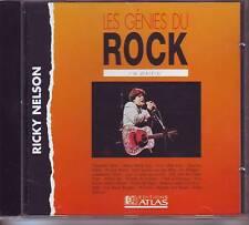 RICKY NELSON i'm walkin'  (CD)  (les genies du rock editions atlas)