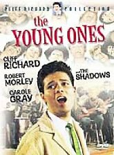 THE YOUNG ONES - CLIFF RICHARD - NEW / SEALED DVD - UK STOCK