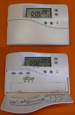 Celect Easy to Program 7 Day Volt Free Combi Room Thermostat - LT08