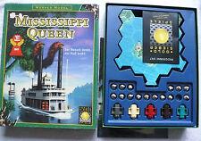 Gold Sieber Spiele: Mississippi Queen, Gesellschaftspiel, ab 10 Jahre, 3–5 Pers.