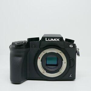 Panasonic LUMIX Mirrorless DMC-G7 Body  ***Excellent condition***  JAPANESE MENU