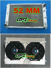 1997-04 FORD MUSTANG GT/SVT V8 4.6L/5.4L ALUMINUM RADIATOR MT +shroud+fan