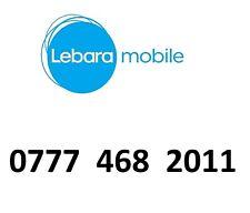 LEBARA MOBILE NETWORK GOLD PHONE NUMBER VIP BUSINESS EASY DIAMOND PLATINUM SIM C