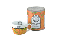 Mackies Carrot & Coriander Soup Mug Cup DRH Collection Porcelain New Gift Boxed